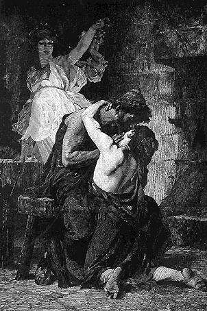 telemachus change in the odyssey We know that odysseus, telemachus, and telegonus all appeared in the greek  return  but to suppose that such patterns would be the cause of changes of.