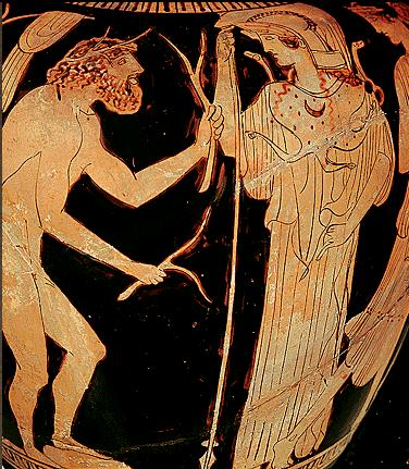 odysseus and athena Athena is the greek goddess of wisdom and battle strategy, and was also the patron goddess of heroes odysseus was a great hero among the greeks, and so had athena's favor and aid in many of.