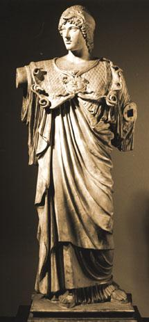 Sculptures Athena Albani Cast Full Screen