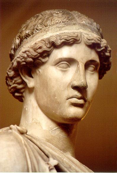 Classical Greek sculpture | Venetian Red Art Blog