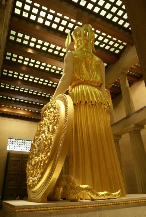 Athena Parthenos Athena Parthenos Statue