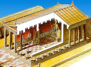 Temple of Athena Polias at Priene