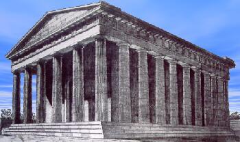 Apollo tempel athen